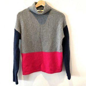 C&C California Women's Sweater M Color Block